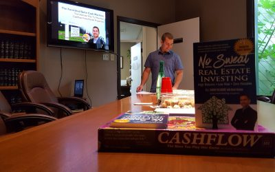 Join Aaron for a Virtual Lunch and Learn on August 20th