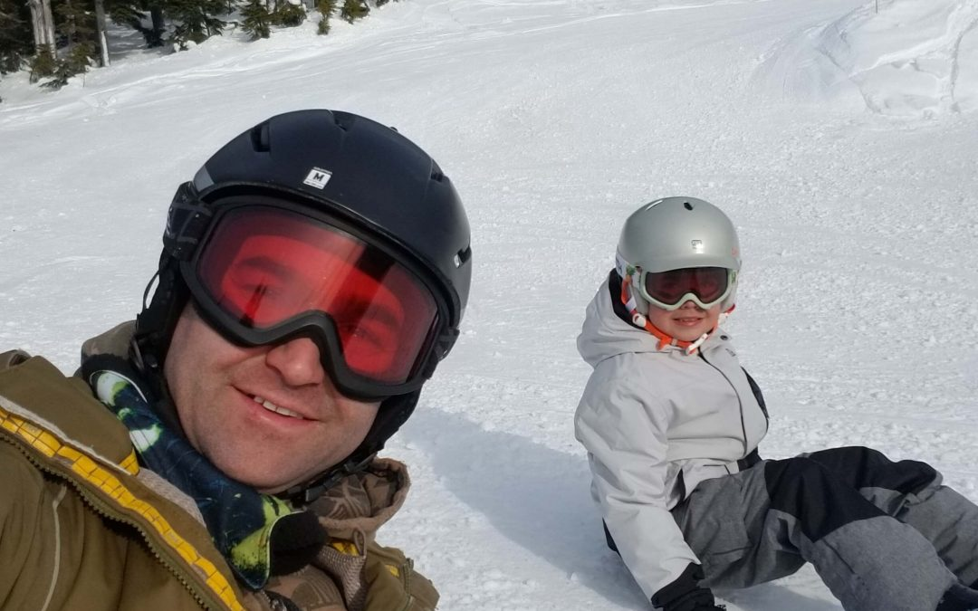 Get the financial freedom to ski all day!